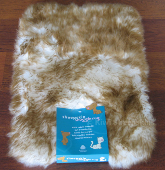 Authentic Sheepskin Offers Natural